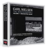 Carl Nielsen - The Masterworks Vol.1 - Orchestral Music