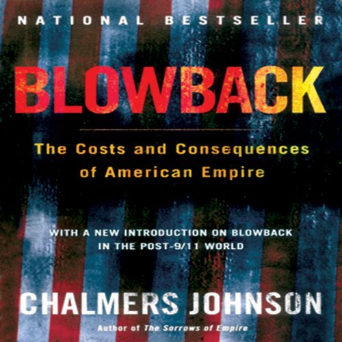 Blowback (Second Edition) audiobook cover art