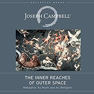 The Inner Reaches of Outer Space audiobook cover art