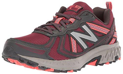 New Balance Women's 410 V5 Trail Running Shoe, Vortex, 5 B...