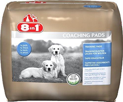 Tappetini assorbenti per l'addestramento dei cuccioli 8-in-1