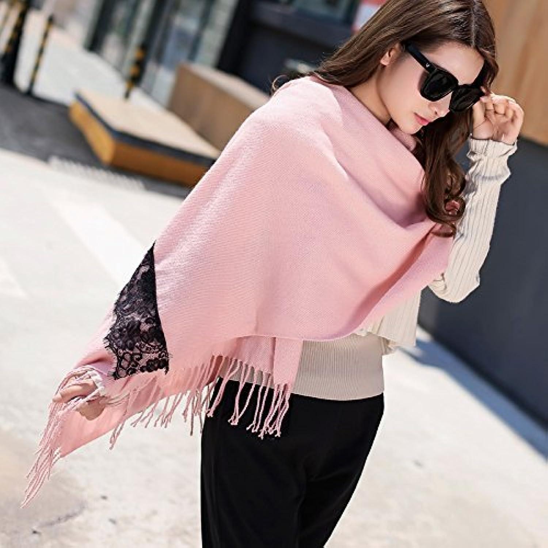 SED Cape Scarf Winter and Winter Shawl Female Warm Cloak