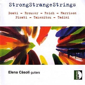 StrongStrangeStrings