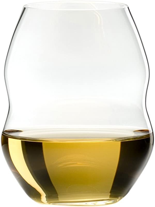 Riedel Swirl White Wine Glasses Set Of 4