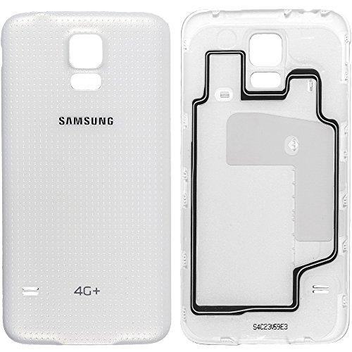 AGI Original Akkufachdeckel White Samsung G901F Galaxy S5 Plus Original