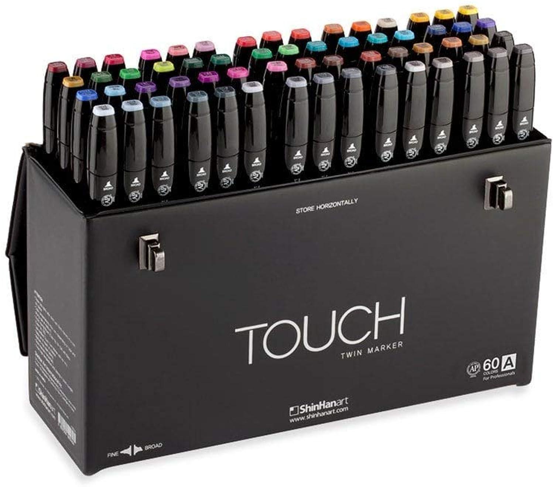 Touch Twin 60 Set A B000Q5FHJS | | | Primäre Qualität  3769cc