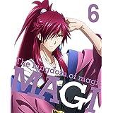 マギ The kingdom of magic 6(完全生産限定版) [Blu-ray]