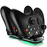 for Xbox One (S) Xbox One X Dual Charging Dock...
