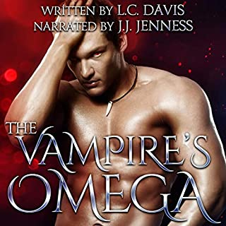 The Vampire's Omega     A Vampire Mpreg Romance              By:                                                                                                                                 L.C. Davis                               Narrated by:                                                                                                                                 JJ Jenness                      Length: 4 hrs and 40 mins     21 ratings     Overall 4.4