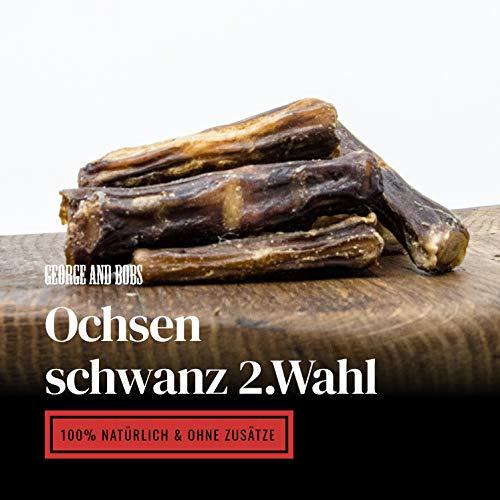 George & Bobs Ochsenschwanz 2.Wahl - 1000g - Unser Ochsenschwanz in kleinen Stücken 3-7cm handsortiert