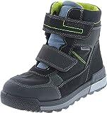 RICOSTA Boys Bec Waterproof Winter Boots,Black,38