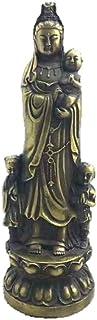 子安観音 仏像 真鍮 銅像 水子供養 水子地蔵 子安地蔵 縁起物 祈る 開運 スピリチュアル プレゼント 贈り物 ギフト お土産 お守り 置物 風水 飾り