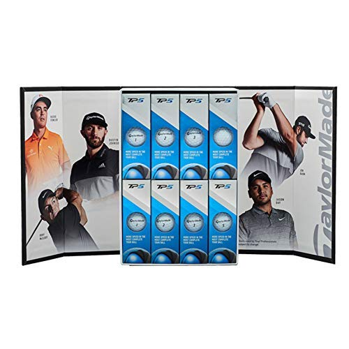 TP5x Golf Ball 3+1 (4 Dozen)