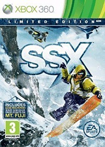 SSX Limited Edition (XBOX 360) [UK IMPORT]