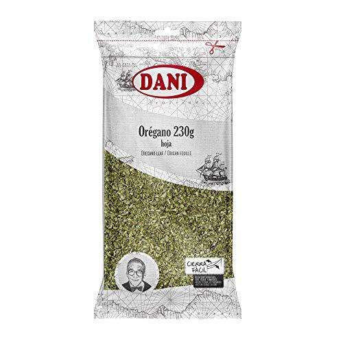 Dani - Orégano hoja 230 gr.