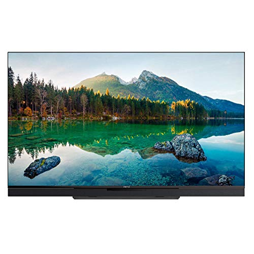 METZ Blue 65MUC8001 65 Zoll Smart 4K UHD Fernseher (164 cm) mit Android TV (Triple Tuner, Android 10.0, Netflix, YouTube, Prime Video, Disney+, HDMI, CI-Slot, USB, digital Audio)