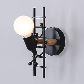E27 Lampe Murale Applique Murale Couloir De La Lampe Miroir Lampe Luminaire Couloir De La Lampe Pour Couloir Toilettes La Chambre A Coucher Loft Chambre A Coucher Office Home Amazon Fr Luminaires Et