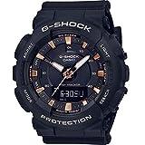Casio Reloj Analógico-Digital para Hombre de Cuarzo con Correa en Plstico GMA-S130PA-1AER