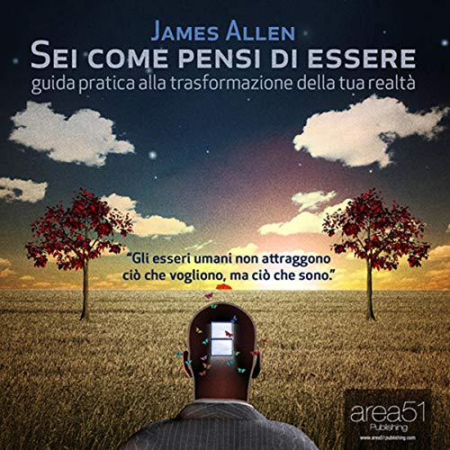 Sei come Pensi di Essere [As Man Thinketh] cover art