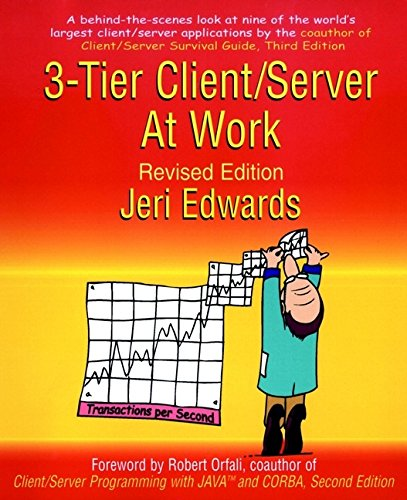 3-Tier Client/Server at Work
