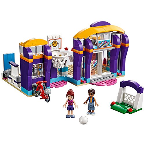 LEGO朋友Heartlake体育中心41312玩具6-12岁儿童