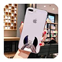 Dremy1 for iPhone X XS MAX 6 6s 7 7plus 8 8Plus 5 5S SE 2020 XR 11 12promaxケース用の素晴らしい美容馬電話ケース-a5-for iPhone X or XS