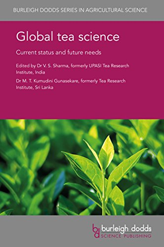 Global tea science: Current status and future needs (Burleigh Dodds Series in Agricultural Science Book 41) (English Edition)