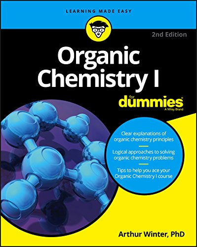 Compare Textbook Prices for Organic Chemistry I For Dummies For Dummies Lifestyle 2 Edition ISBN 9781119293378 by Winter, Arthur