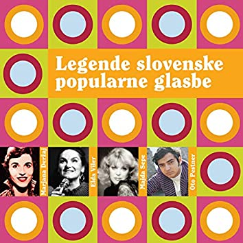 Legende slovenske popularne glasbe
