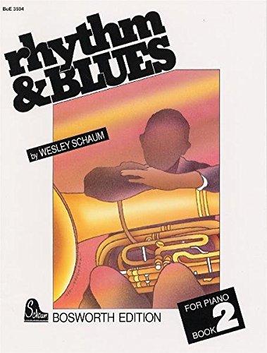 Rhythm Und Blues - Band 2 -Vortragsstücke für Klavier-: Noten, Sammelband: Fr Klavier