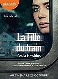 La Fille du train - Livre audio 1CD MP3 - Audiolib - 04/11/2015