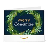 Amazon Gift Card - Print - Christmas Wreath