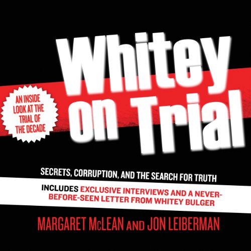 Whitey on Trial audiobook cover art