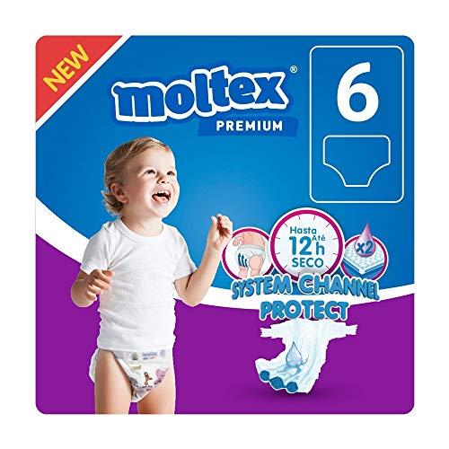 Moltex Premium T-6 +16K 20 UN, Negro, Estándar