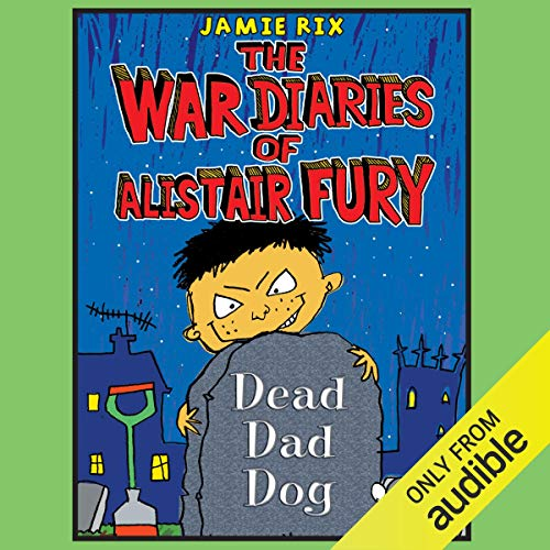The War Diaries of Alistair Fury cover art