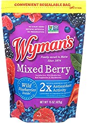Wyman's of Maine, Mixed Berry, 15 Ounce (Packaging May Vary)