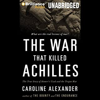 The War That Killed Achilles cover art