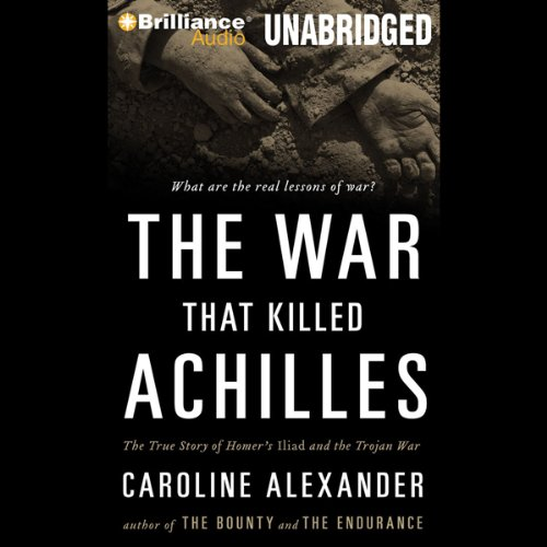 The War That Killed Achilles audiobook cover art