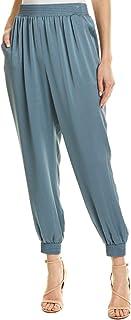 BCBGMAXAZRIA Women's Woven Long Pants