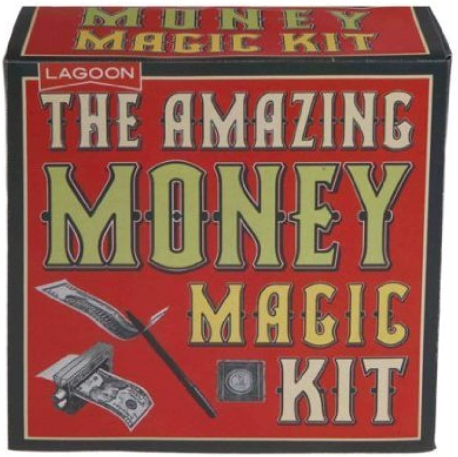 Family Games Fantastic Close Up Magic Kit by Family Games