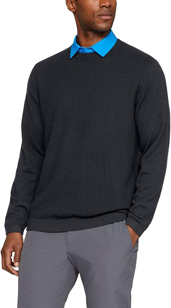 Bargain sale Under Armour Men's Sweater Threadborne Ranking TOP12 Crew