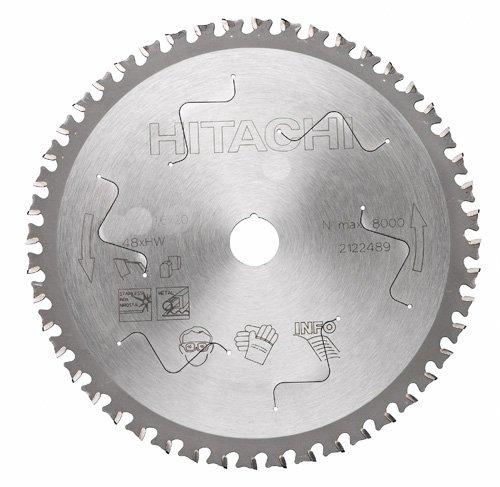 Hitachi 752459 HM-Sägeblatt 235x30 Z64