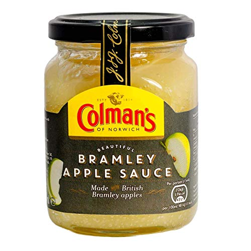 Colmans of Norwich Bramley Apple Sauce 155g