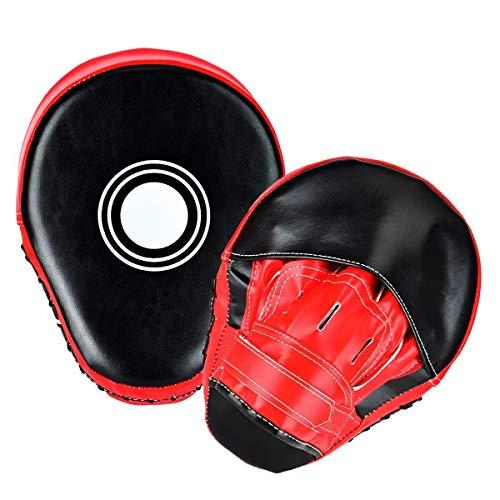 1 Stück Hand Pratzen Trainer Pratzen Sport Boxen Pads Kickboxen Handschuhe Taekwondo Boxhandschuhe