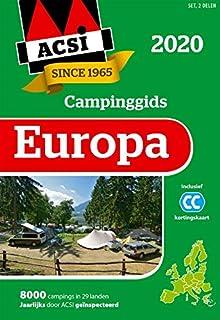 comprar comparacion ACSI Campinggids Europa 2020: set 2 delen