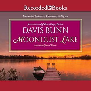 Moondust Lake audiobook cover art