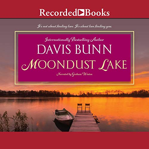 『Moondust Lake』のカバーアート