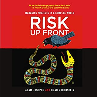 Risk up Front cover art