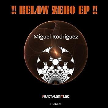 Below Zero EP