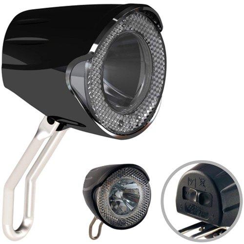 Led-koplamp-UN 4258-Union 20 lux met schakelaar + parkeerlicht + sensor.